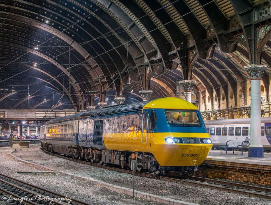 LNER Farewell HST