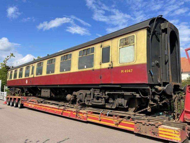 British Railways Mark 1 open coach