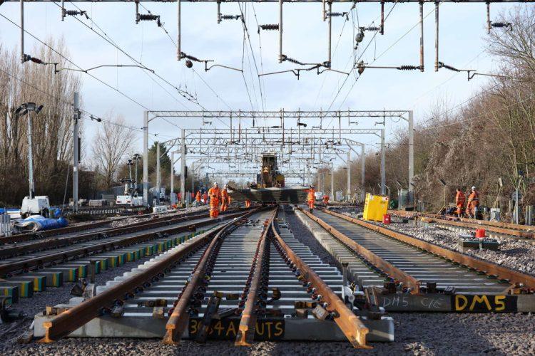 Anglia rail upgrades