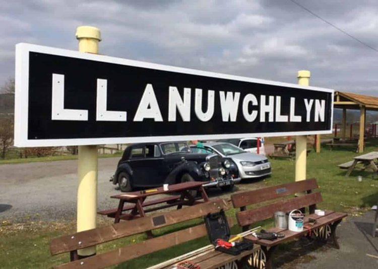 Llanuwchllyn Station