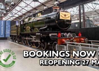STEAM Museum reopening from 27 May 2021