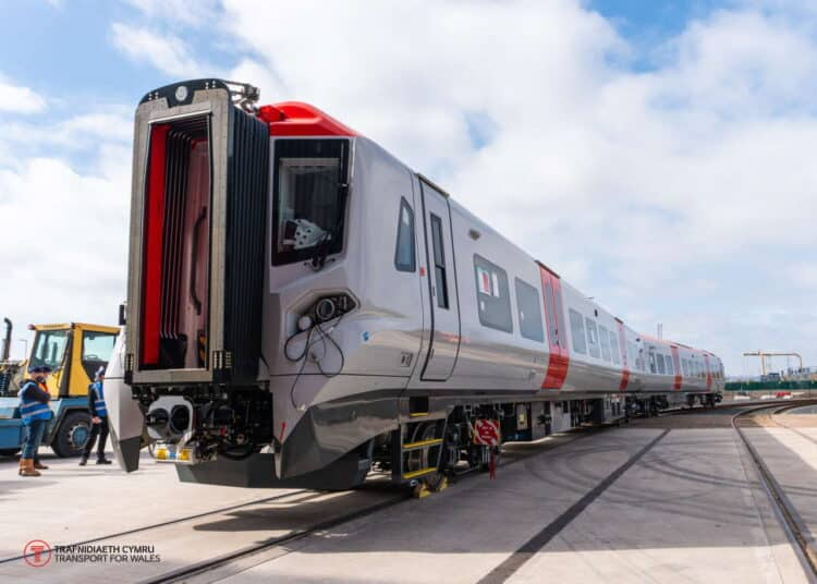 TfW - CAF Trains-12