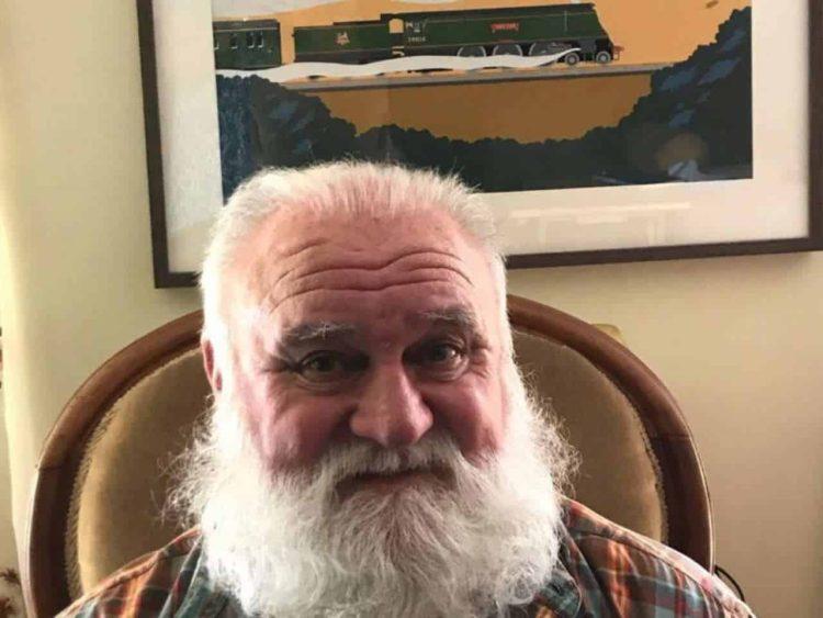 The Beardman to shave his beard 1