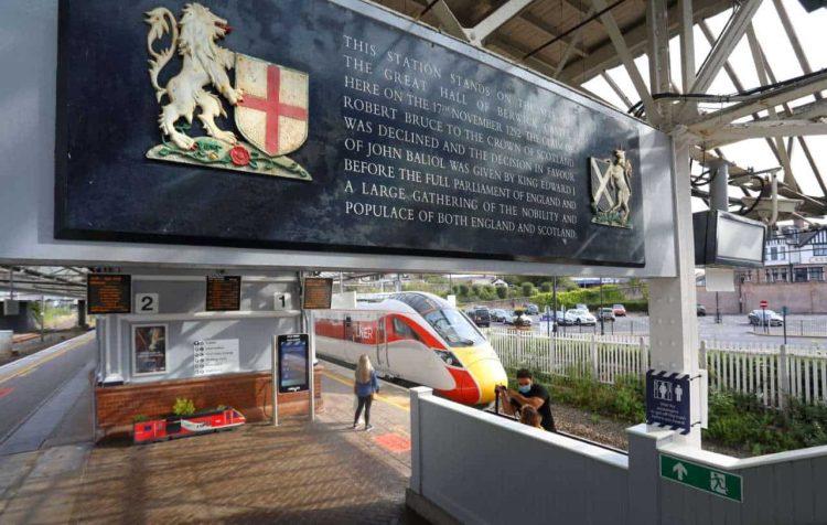 Berwick Railway Station