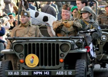 North Yorkshire Moors Railway Railway in Wartime event