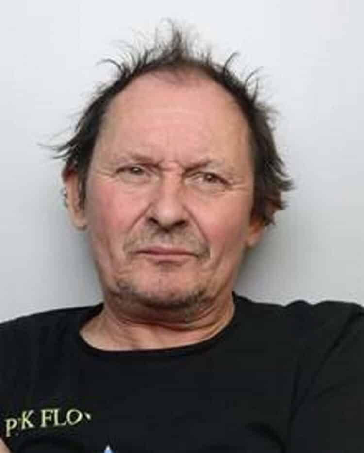 john-hall man jailed for carrying a blade
