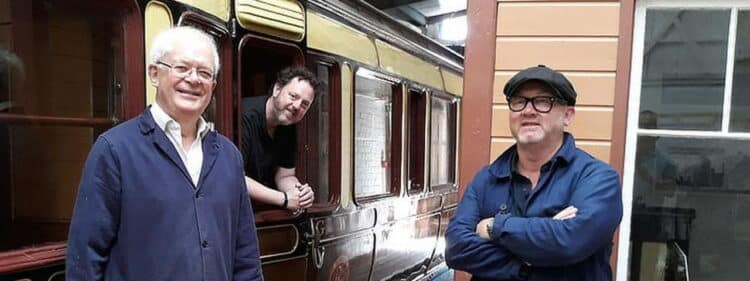 West Somerset Railway Salvage Hunters
