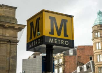 tyne-and-wear-metro-sign-post