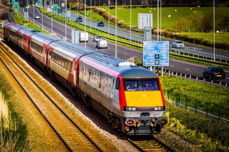 Transport for Wales Mark 4 trains