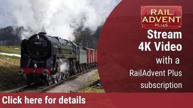 RailAdvent Plus 4K Video