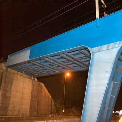M4 Blue Bridge After Clean Up