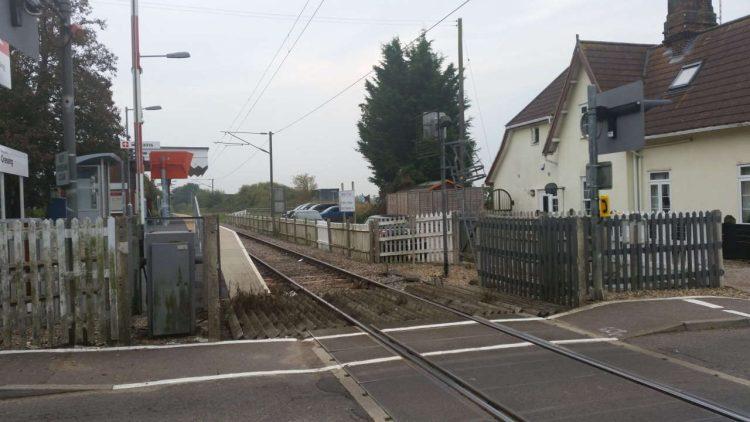 Cressing Railway Station
