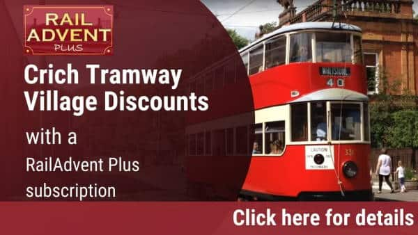 Discounts at Crich Tramway Village