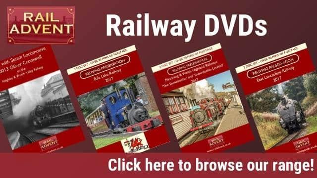 RailAdvent DVDs