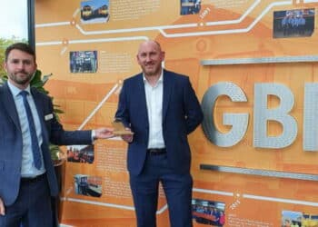 GB Railfreight wins at the Golden Whistle Awards