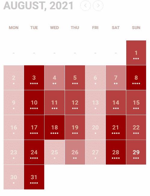 Mainline Steam Train Calendar