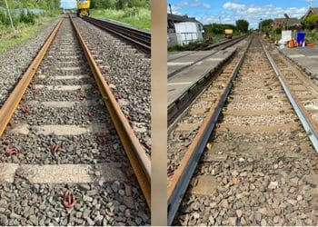 Network Rail begins transformational work to reopen Northumberland line.
