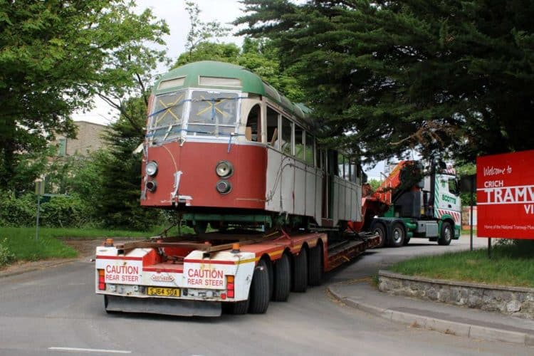 On Scotts Transport
