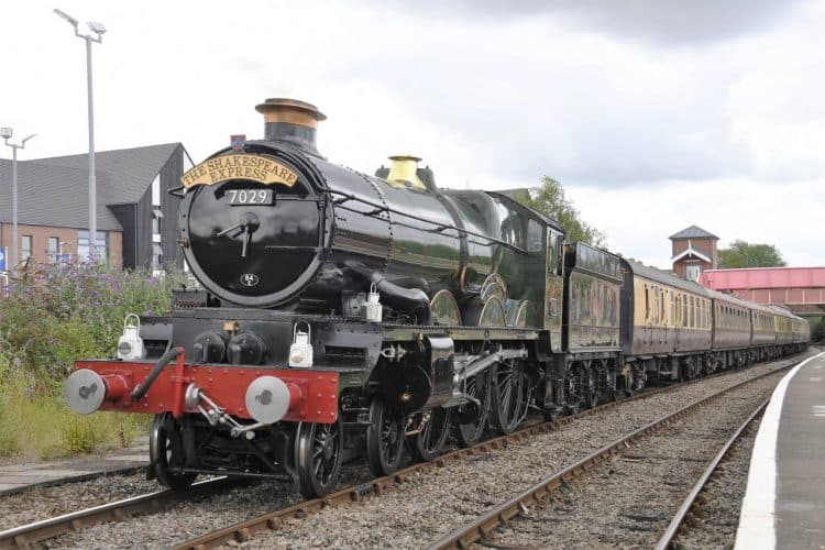 Shakespeare Express at Stratford