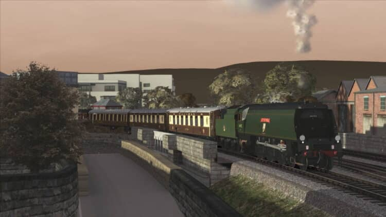 Keighley and Worth Valley Railway add on for Train Simulator