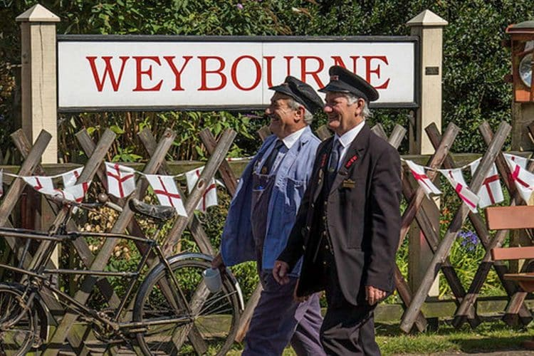Weybourne railway station