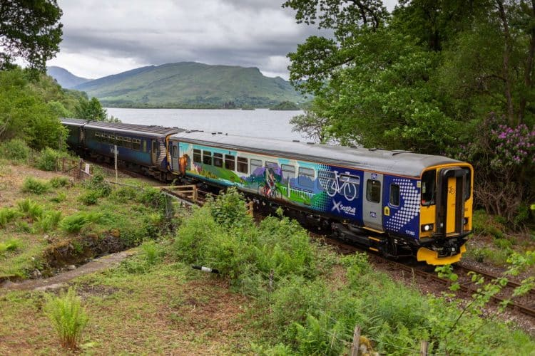Class 153 ScotRail