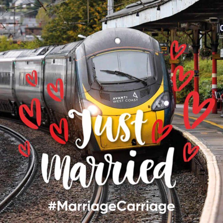 Avanti West Coast_Marriage Carriage