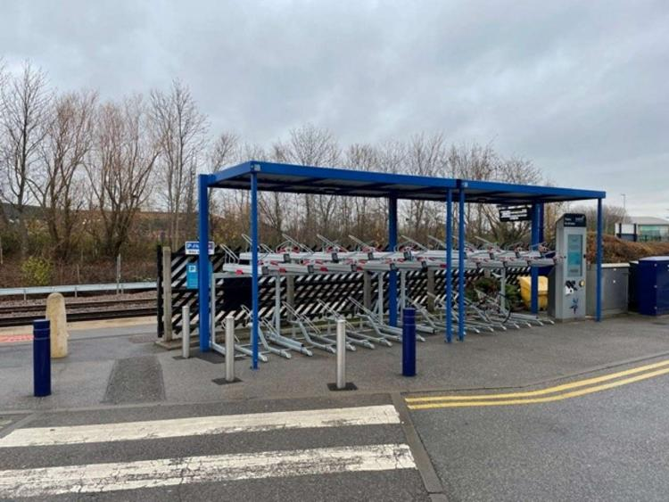 Brand new cycle hub opens at Thornaby railway station