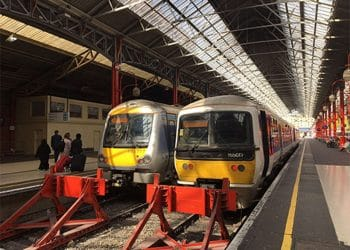Chiltern Railways Trains class 170 and 165