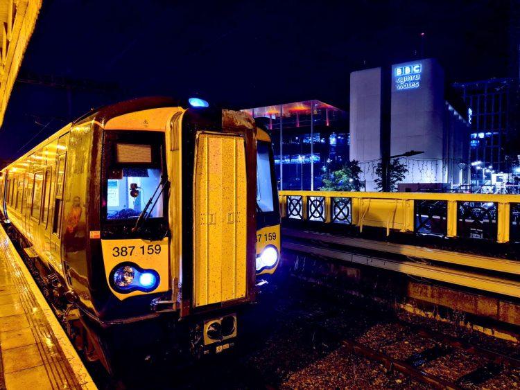 Class 387 Cardiff