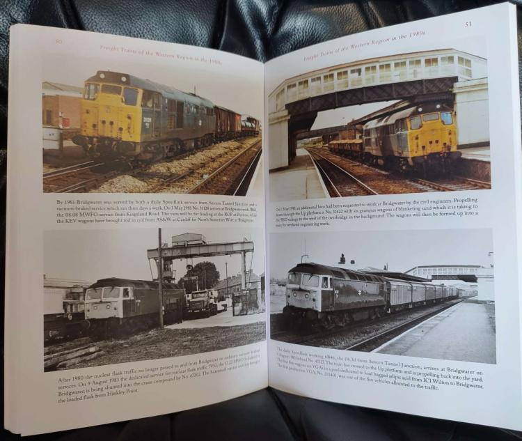 Freight Trains of the Western Region book