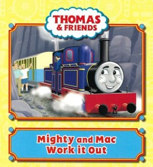 Thomas & Friends Mighty and Mac Work it Out
