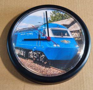 Midland Pullman HST clock