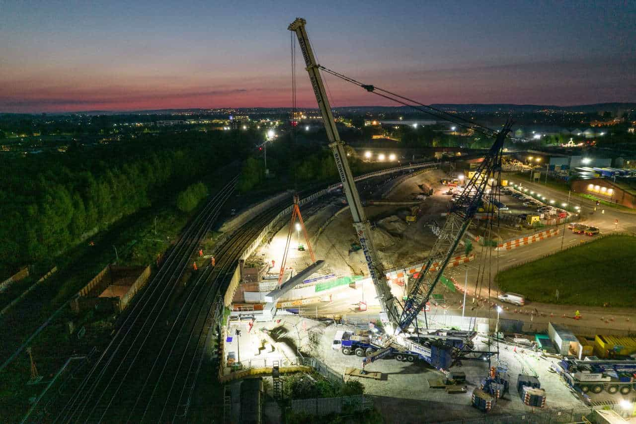 Major railway improvements get underway around Manchester this month