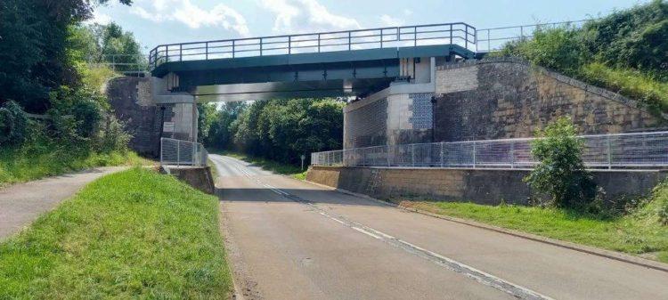 Network Rail completes £2.8million Manton bridge upgrade