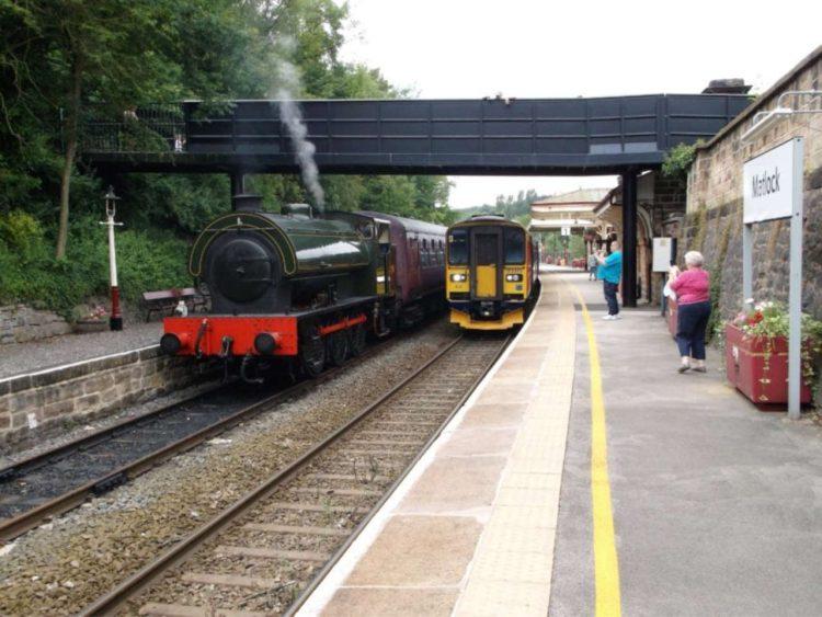 Matlock Trains
