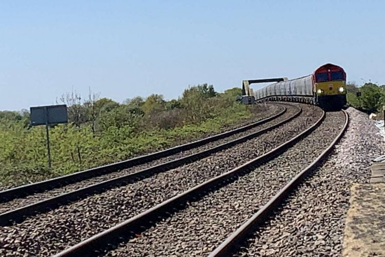 Network Rail boost reliability of vital freight line with essential repairs to Aire Bridge, North Yorkshire