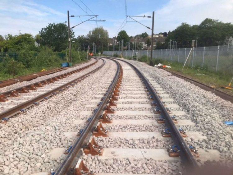 Norfolk track renewals