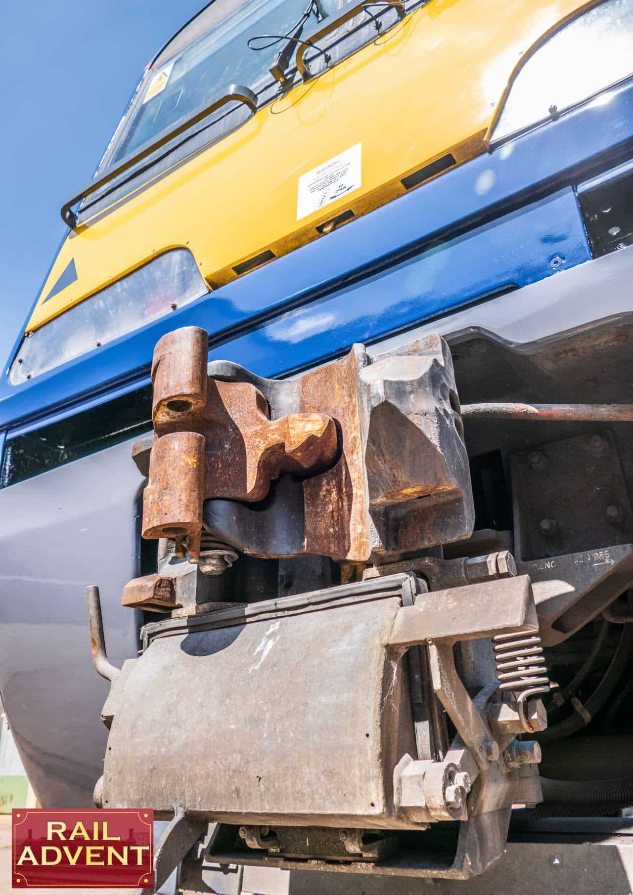Tightlock coupling for Class 321