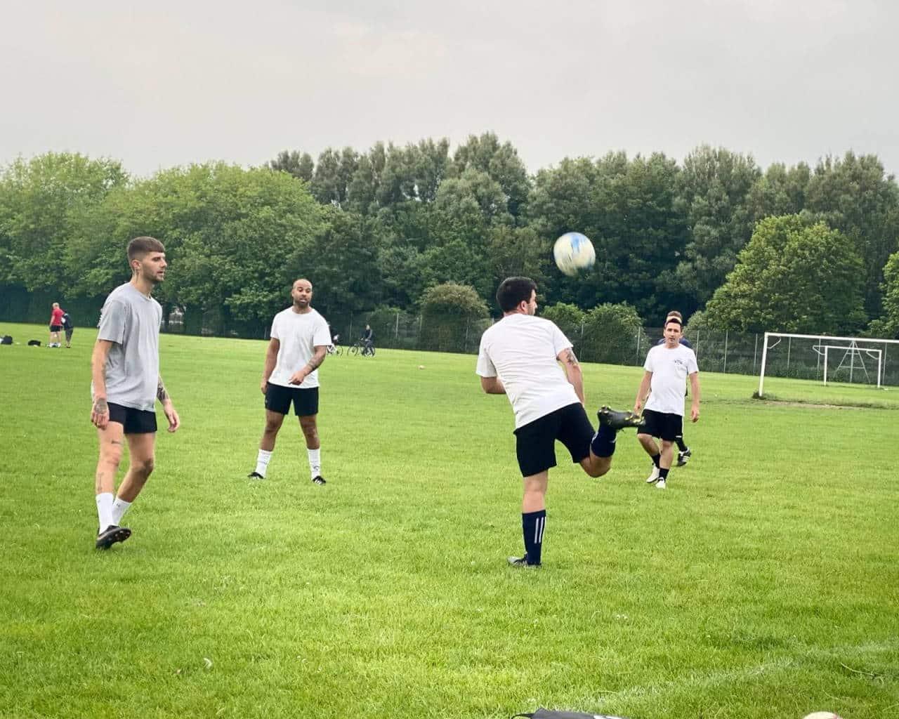 Network Rail Football charity match