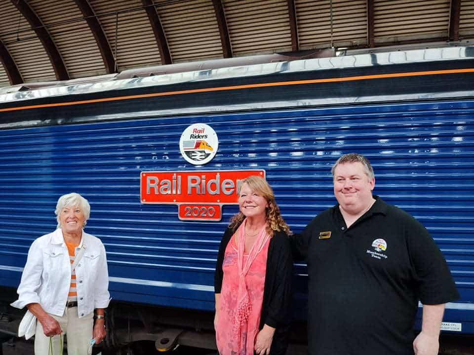 Rail Riders 2020 Simon