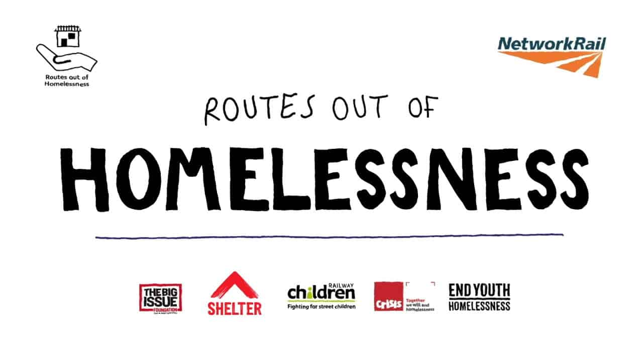 Routes out of Homelessness logo