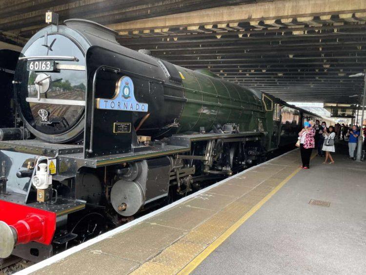 LNER A1 60163 Tornado