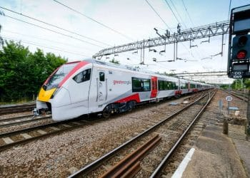 Greater Anglia intercity post