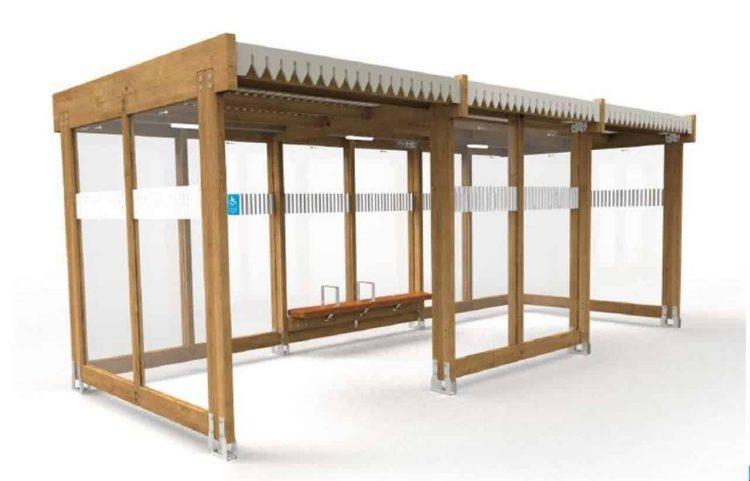 Proposed Waiting Shelter Salhouse