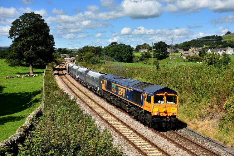 GBRf Class 66 No. 66754