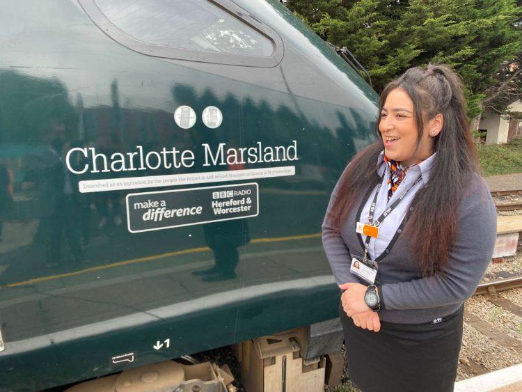 Charlotte Marsland Hereford