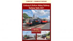 Embsay and Bolton Abbey Railway DVD
