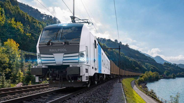Railpool loco