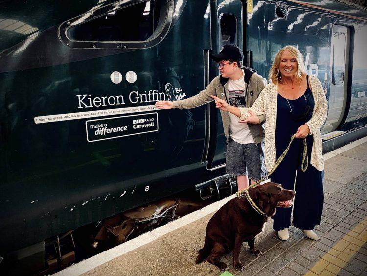 Kieron & Marie Griffin